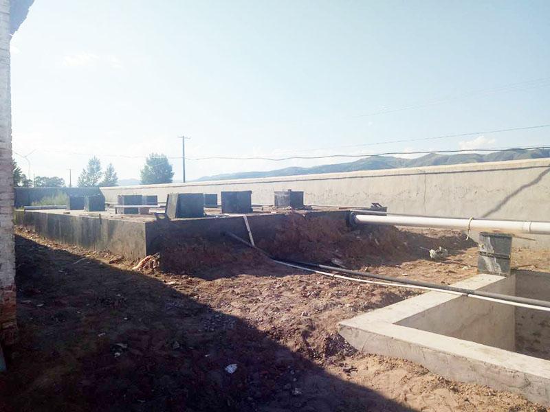 山东聊城养殖场污水